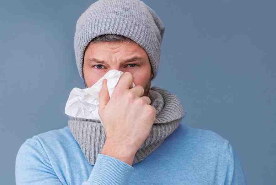 تاثیر آویشن برای درمان سرماخوردگی و گرفتگی بینی
